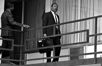 I Met with Martin Luther King Minutes Before He Was Murdered