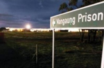 Mangaung prison
