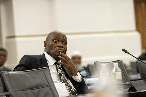 Ingonyama Trust Board chair Jerome Ngwenya appeared before parliament's agriculture, land reform & rural development portfolio committee. Picture: David Harrison